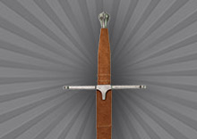 Infantry Claymore Sword
