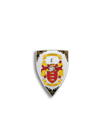 Small Coat Of Arms Shield