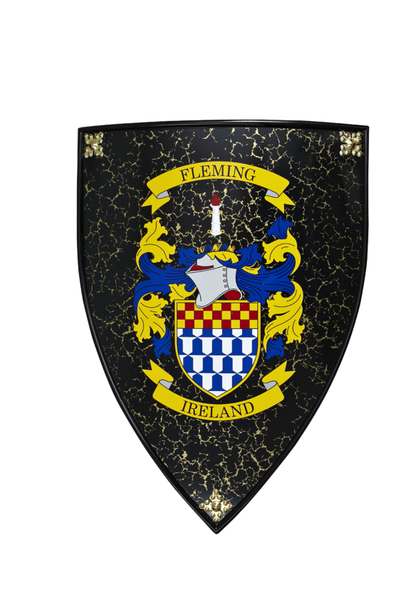 Large Coat Of Arms Shield