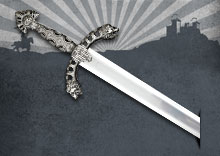The Roldan Sword